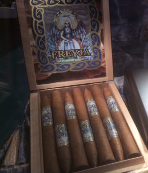 Cigar News: Las Cumbres Tabaco Showcases Freyja and Señorial Offerings at 2015 IPCPR Trade Show