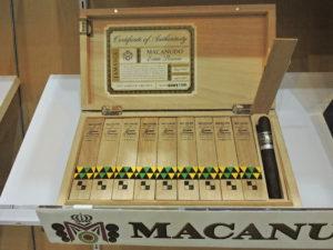 Cigar News: Macanudo Estate Reserve 2015 Debuts at 2015 IPCPR