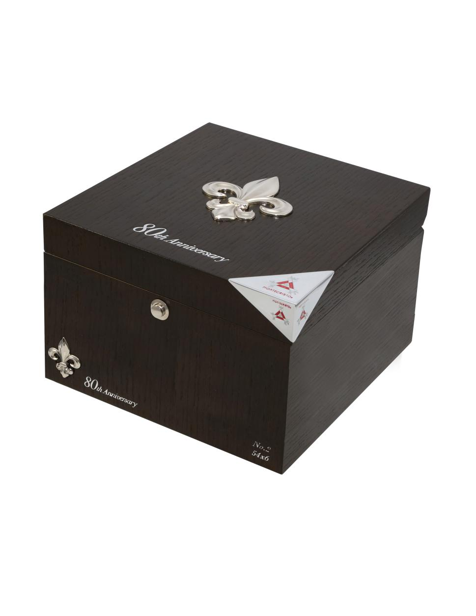 Montecristo_80th_Anniversary_Box_Closed_humidor