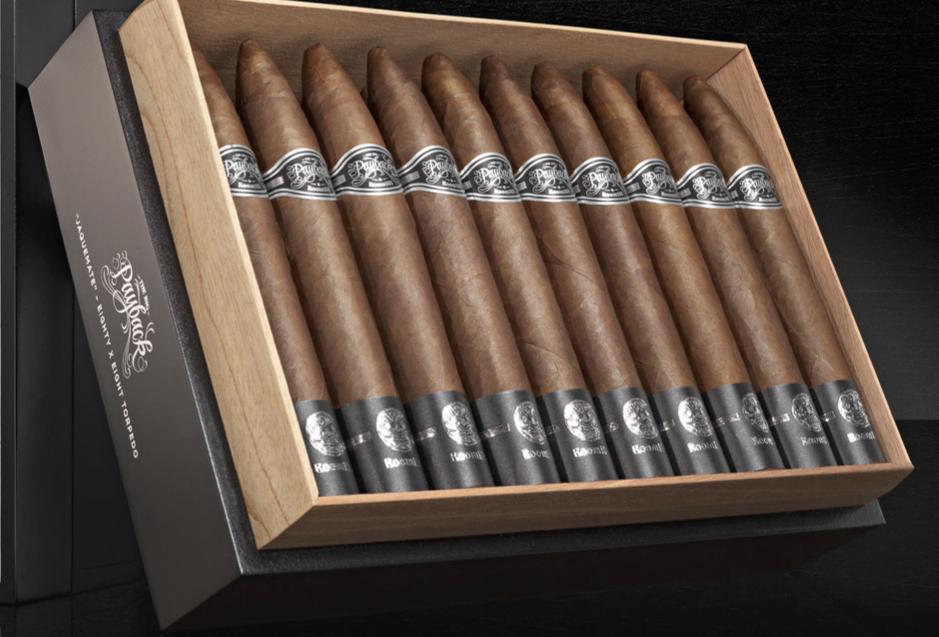 Cigar News: Room 101 Big Payback Jaquemate Introduces 8 x 80 under Davidoff Portfolio