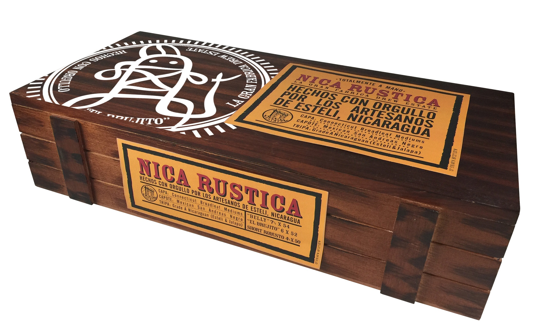 Cigar News: Nica Rustica Short Robusto