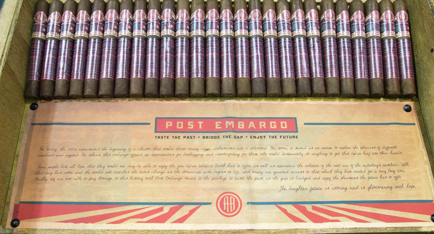 Cigar News: Alec Bradley Post Embargo Debuts at 2015 IPCPR
