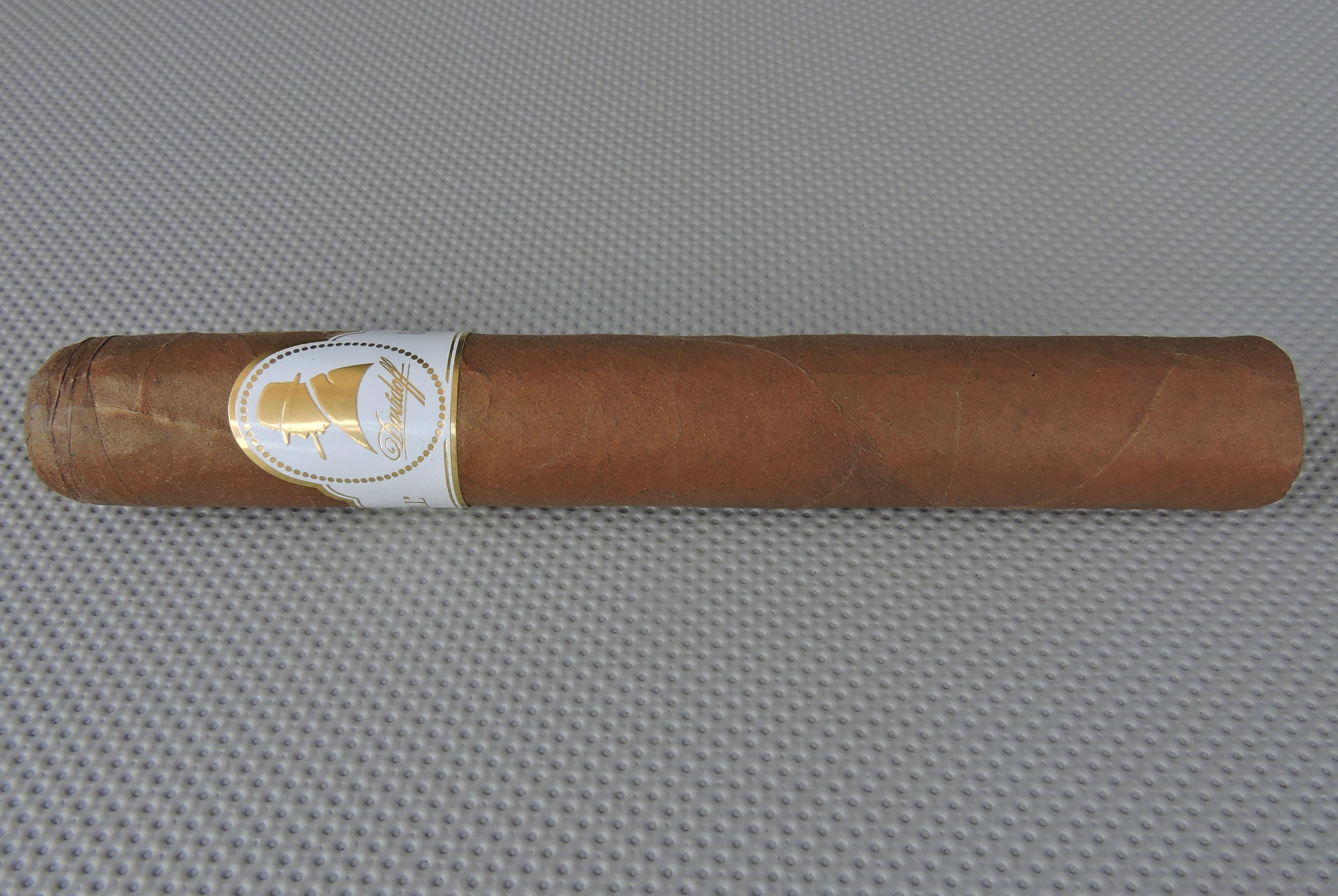 Agile Cigar Review: Davidoff Winston Churchill Toro