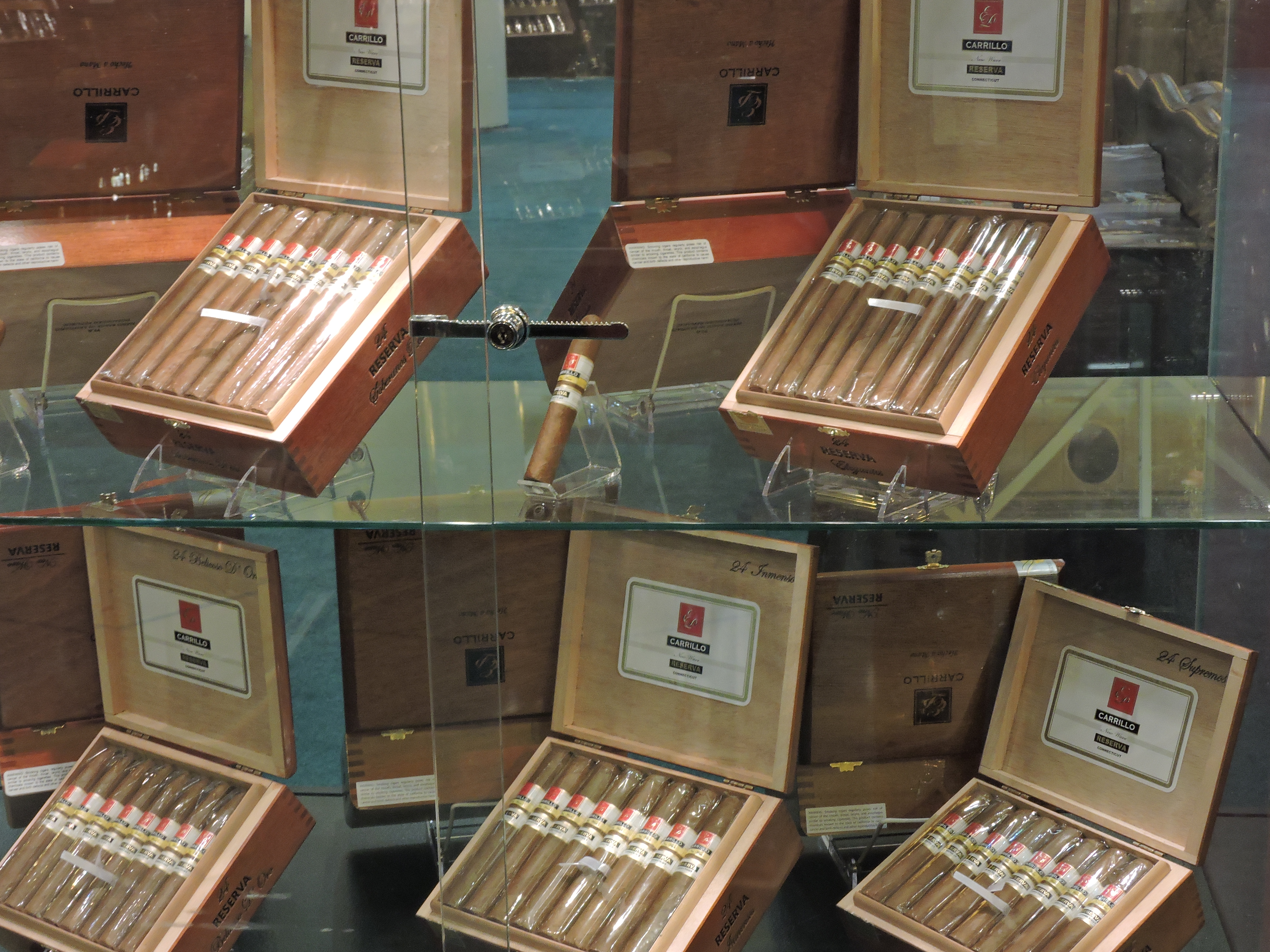 Cigar News: E.P. Carrillo New Wave Reserva Line Extensions Launched at 2015 IPCPR