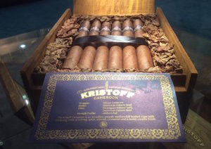 Cigar News: Kristoff Cameroon Debuts at 2015 IPCPR