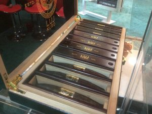 Cigar News: LUJ Cigars Showcases New Offerings at 2015 IPCPR