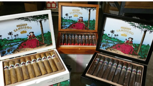 Cigar News: American Caribbean Cigars Launches La Rosa de Sandiego