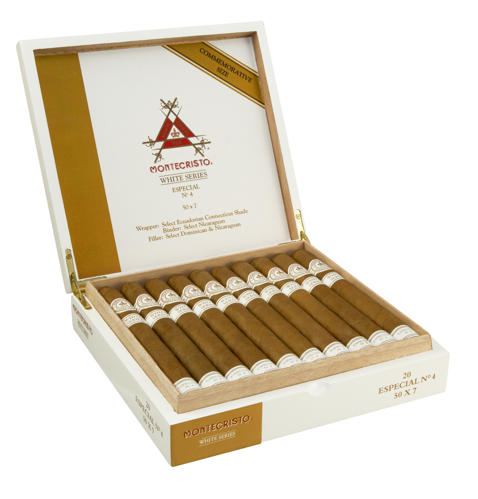 Montecristo_White_Series_Especial_No.4_Open