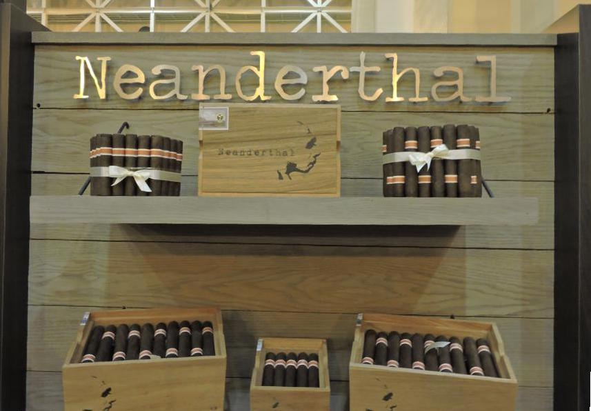 Feature Story: RoMa Craft Tobac Showcases Neanderthal Line at 2015 IPCPR