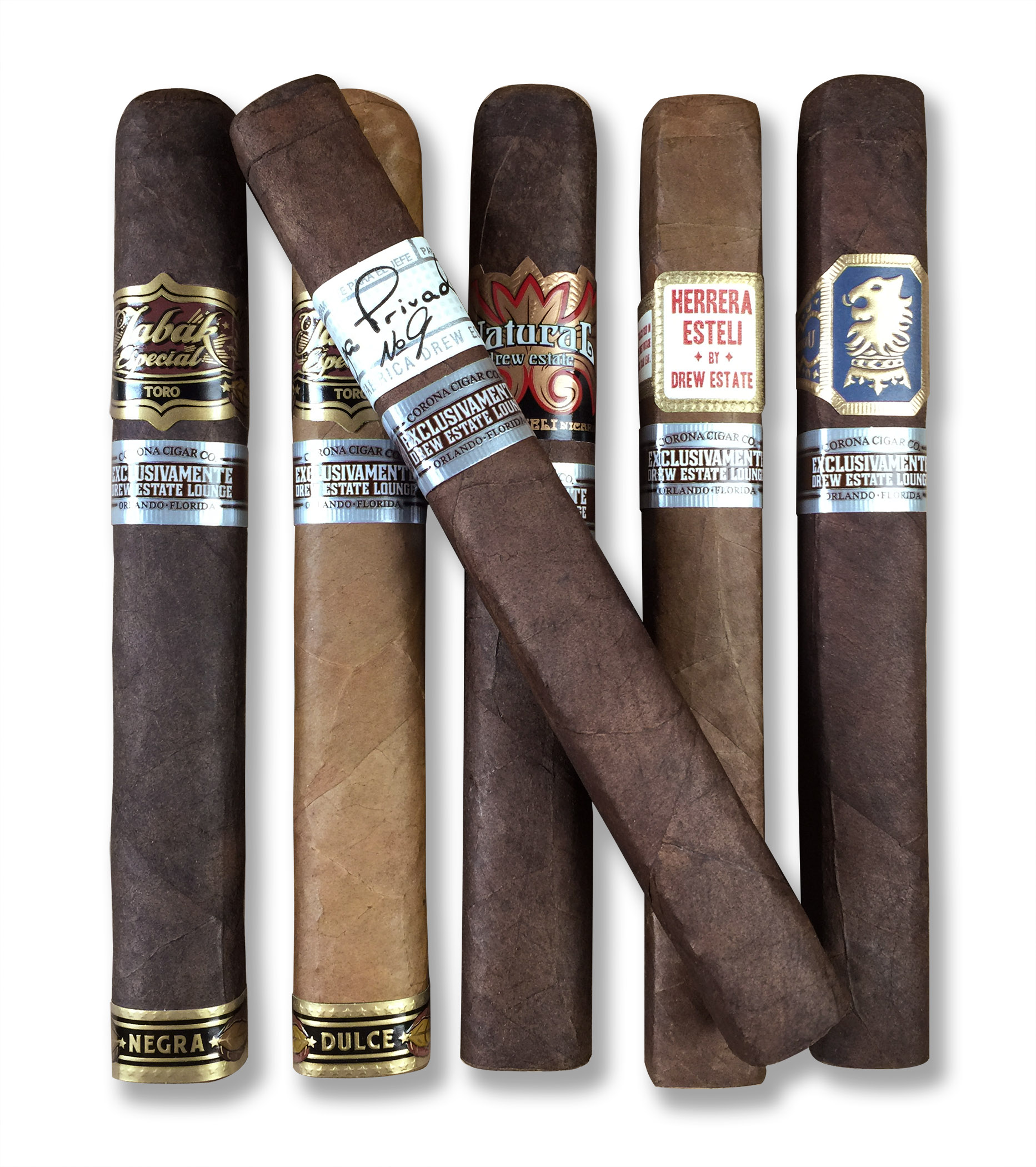 Cigar News: Drew Estate to Release Six Box-Pressed Cigar as Lounge Exclusives for Corona Cigar Company