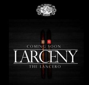 Cigar News: Larceny Lancero Announced