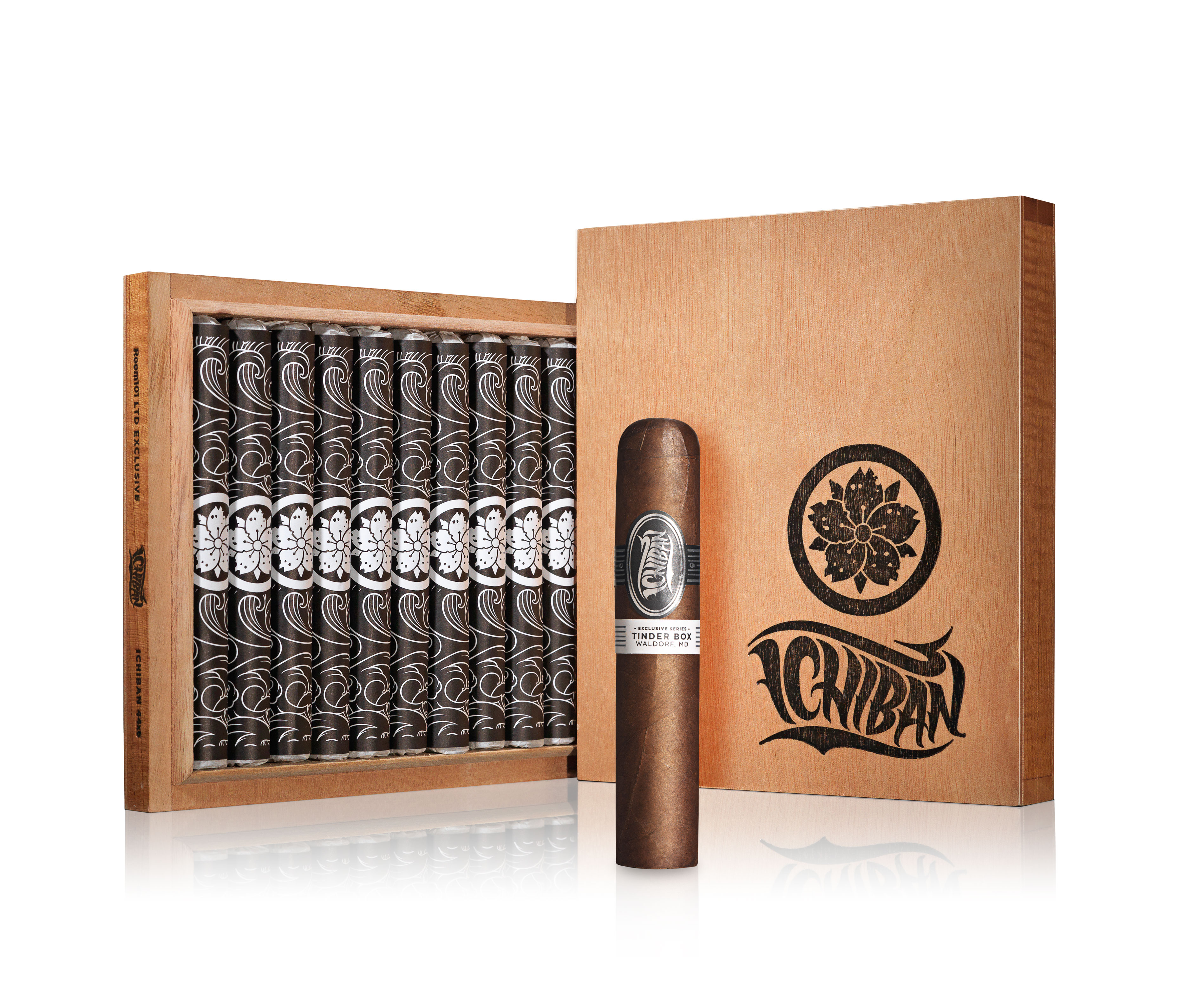 Cigar News: Room 101 Ichiban Monstro Becomes Shop Exclusive to Tinder Box Waldorf
