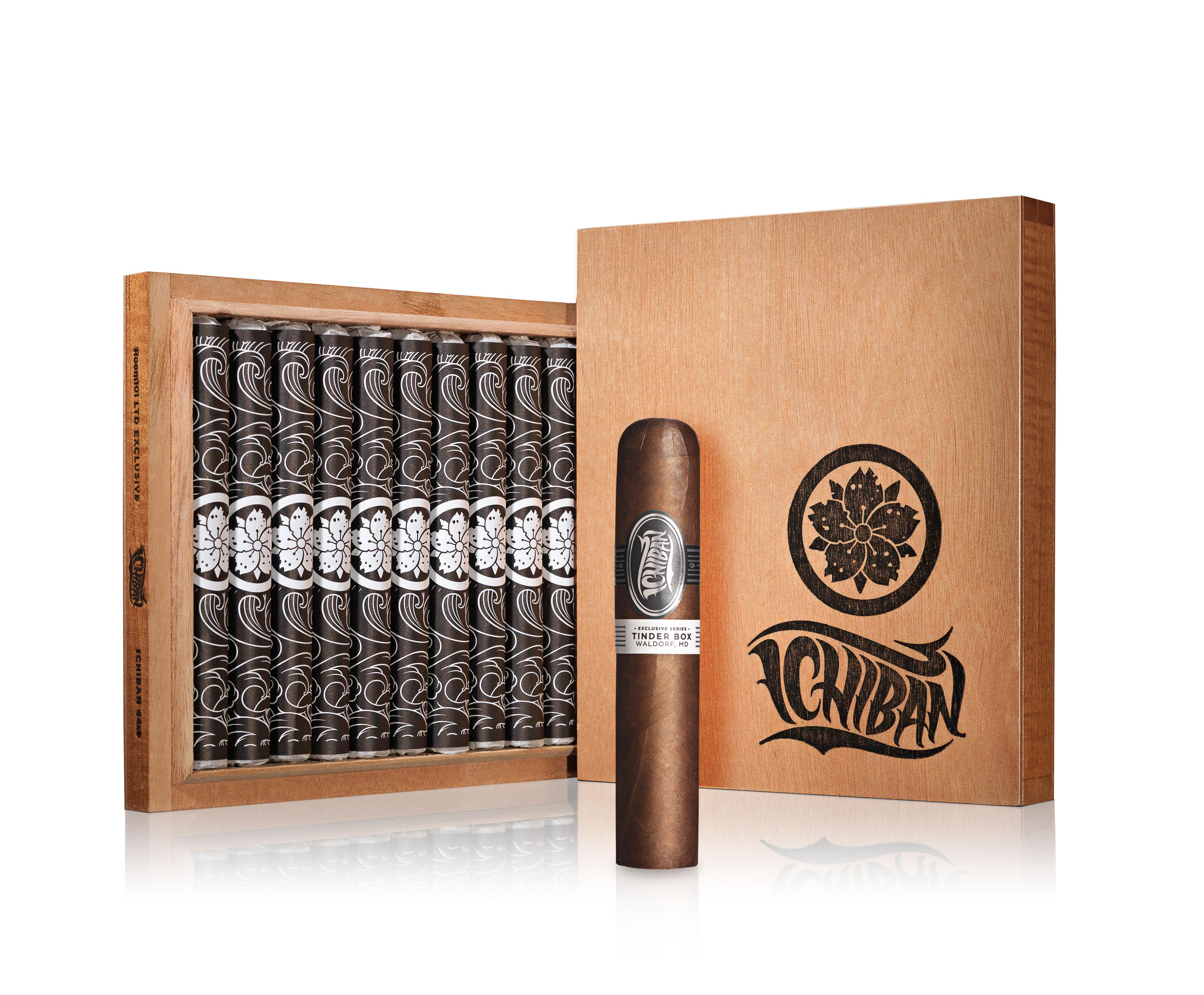 Cigar News: Room 101 Ichiban Monstro Becomes Shop Exclusive to Tinder Box Waldorf