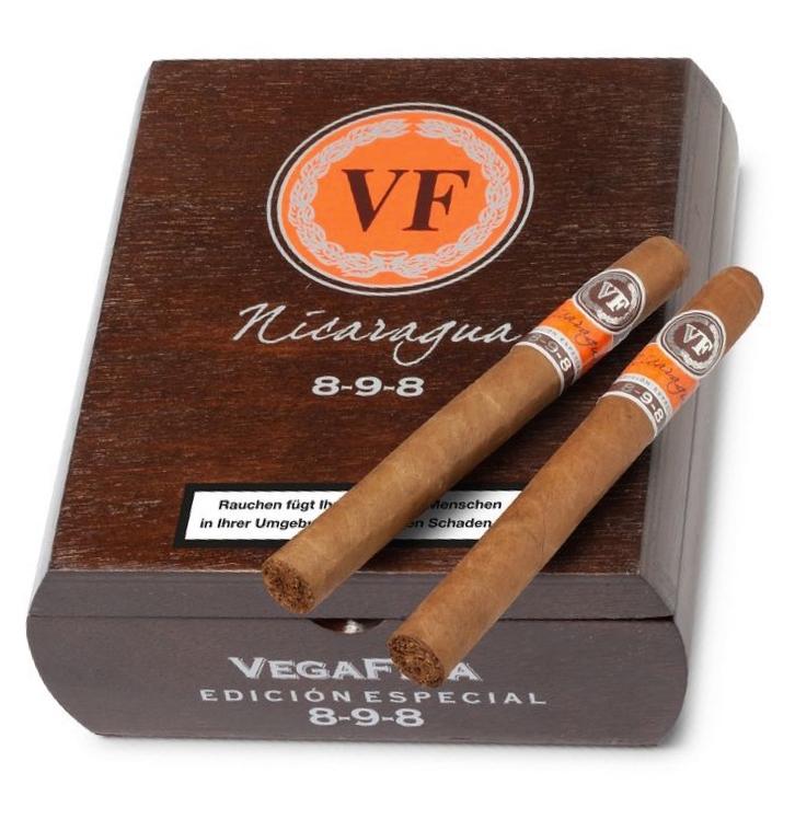 Cigar News: VegaFina Nicaragua 8-9-8 Showcased at Inter-Tabac 2015