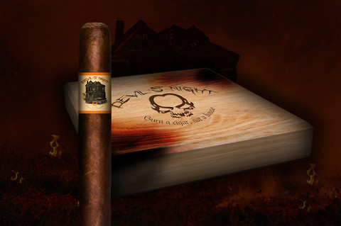 Cigar News: Asylum Devil's Night Announced