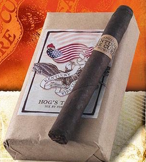 Cigar News: Drew Estate Kentucky Fire Cured Hog's Tooth to Become Shop Exclusive to Famous Smoke Shop
