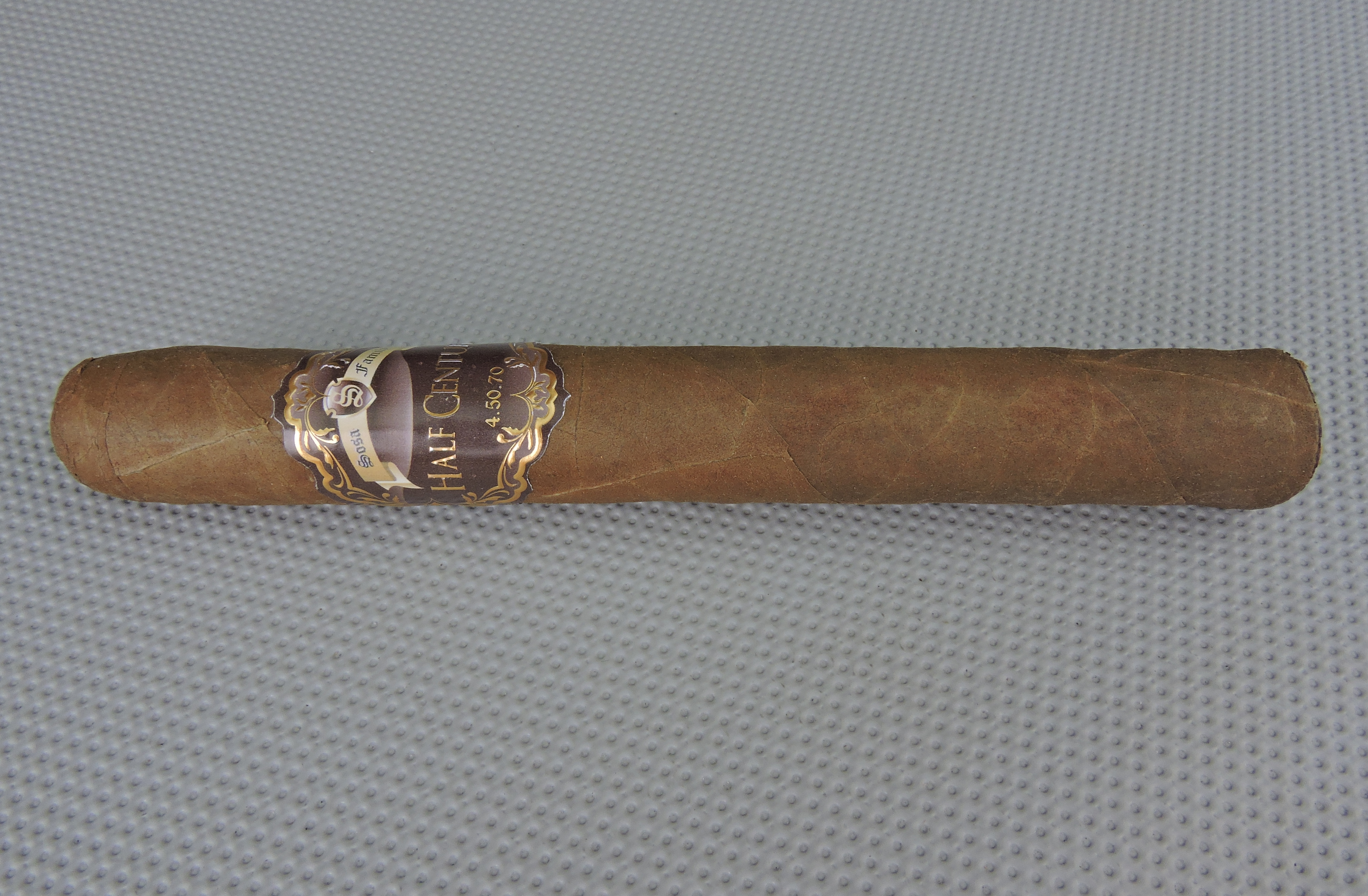 Cigar Review: Sosa Half Century