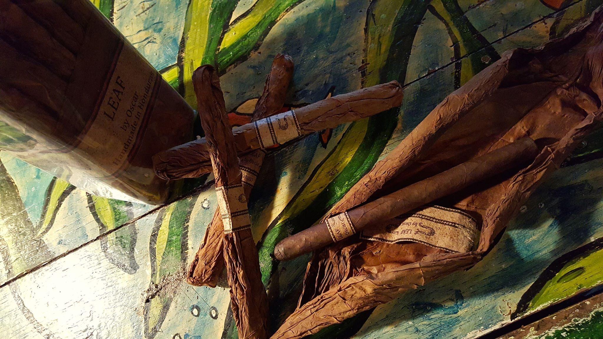 Cigar News: Leaf by Oscar Lancero