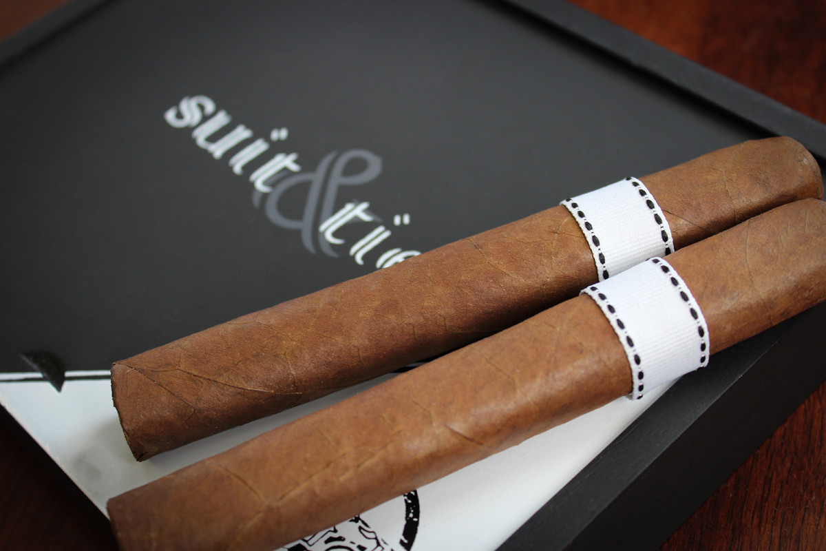 Cigar News: 262 Cigars to Release Suit & Tie This December