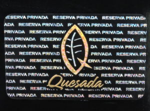 Cigar News: Quesada Reserva Privada Oscuro Coming Soon; Will Include Special TAA Vitola