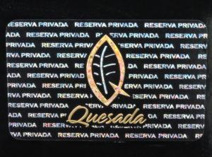 Cigar News: Quesada Reserva Privada Oscuro Coming Soon; Will Include Special TAA Vitola