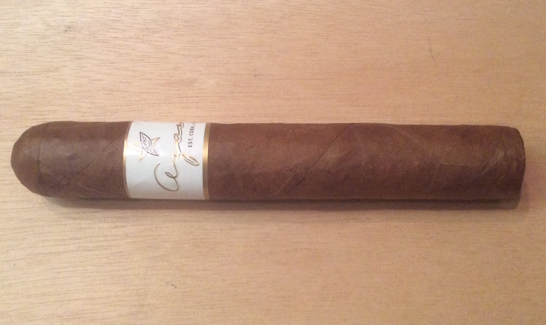 Agile Cigar Review: Azan White Premium Robusto Extra by Duran Cigars