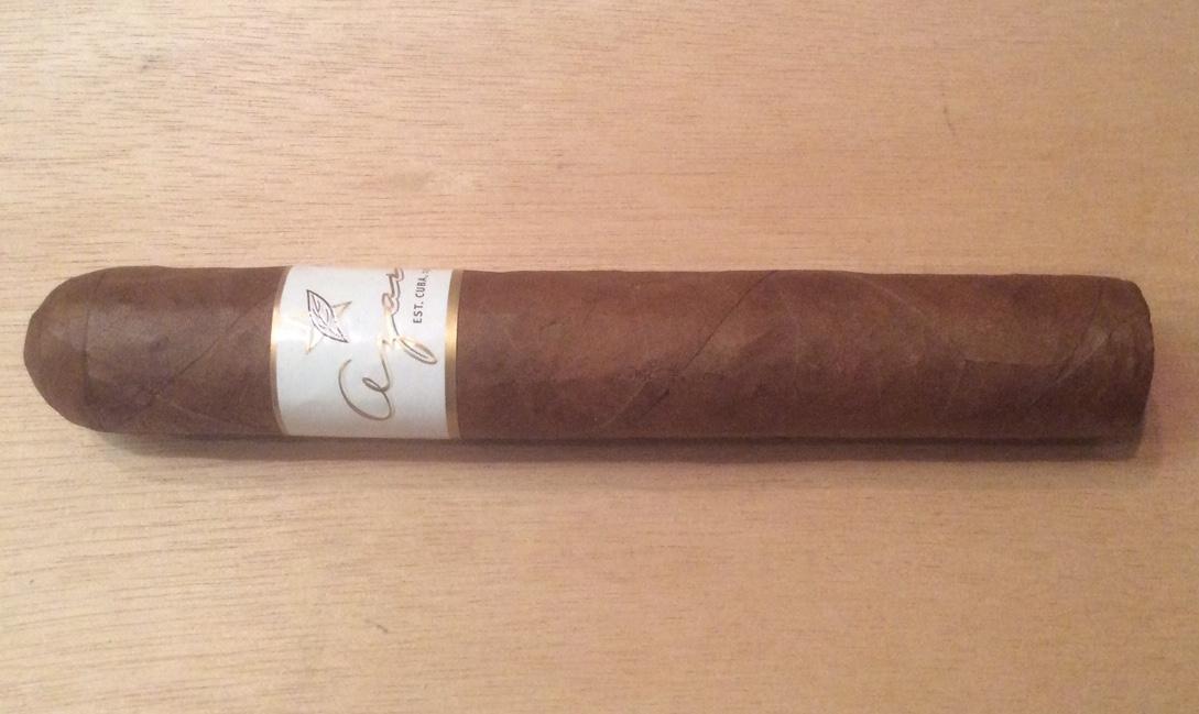 Agile Cigar Review: Azan White Premium Robusto Extra by Duran Cigars