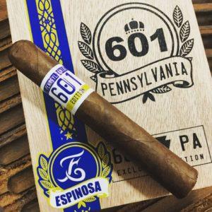 Cigar News: Espinosa 601 Pennsylvania Edition Arrives at Best Cigar Prices