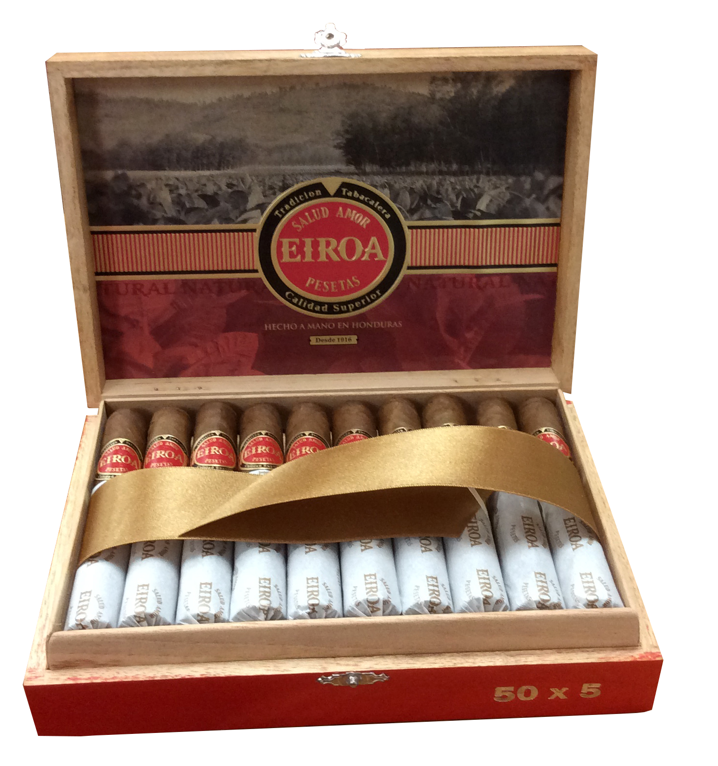 Cigar News: CLE Introduces New Packaging for Eiroa and Eiroa CBT