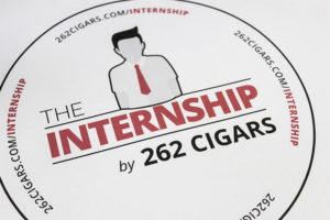"Cigar News: 262 Cigars Launches ""The Internship"""