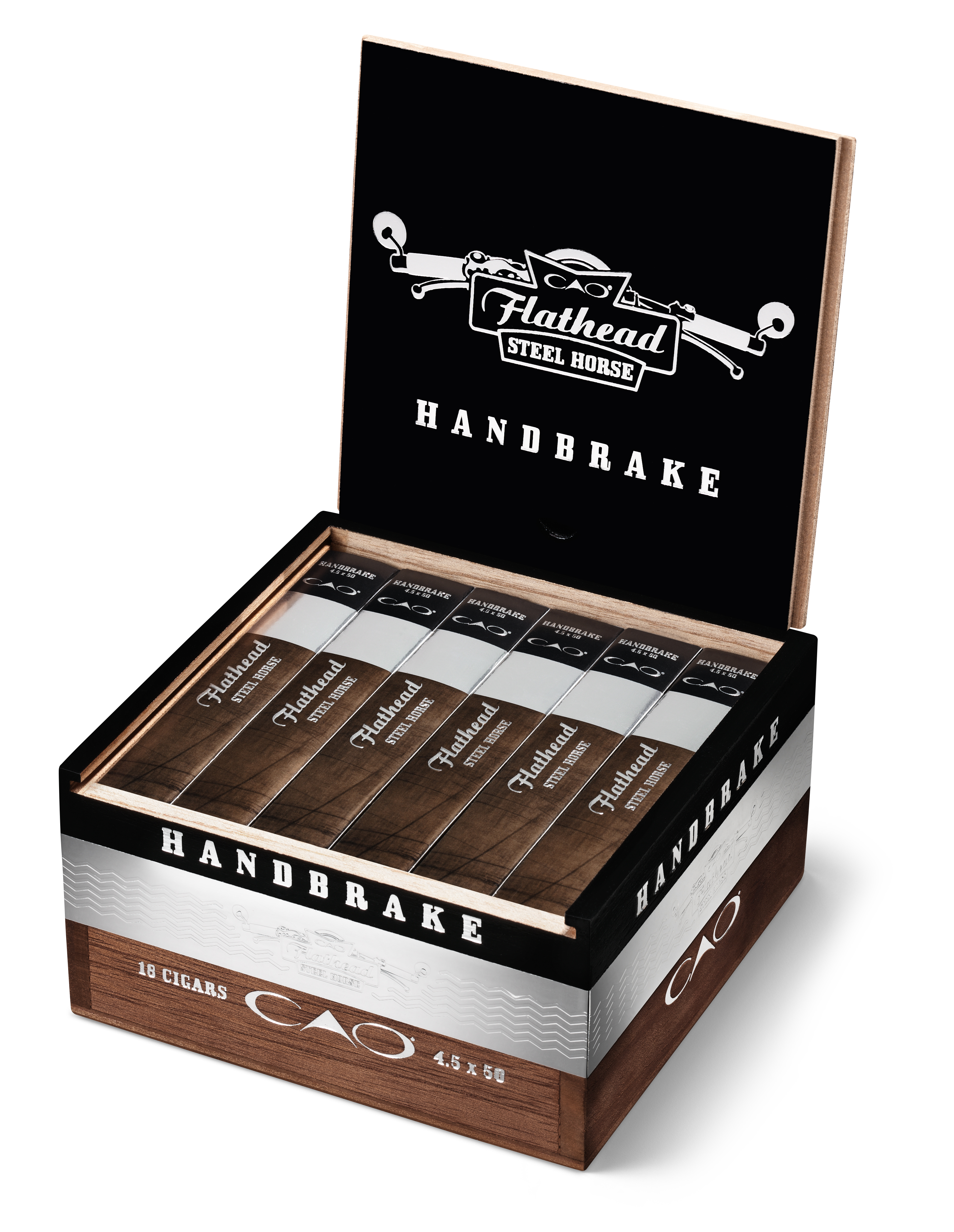 Cigar News: CAO Flathead Steel Horse Adds Two New Vitolas