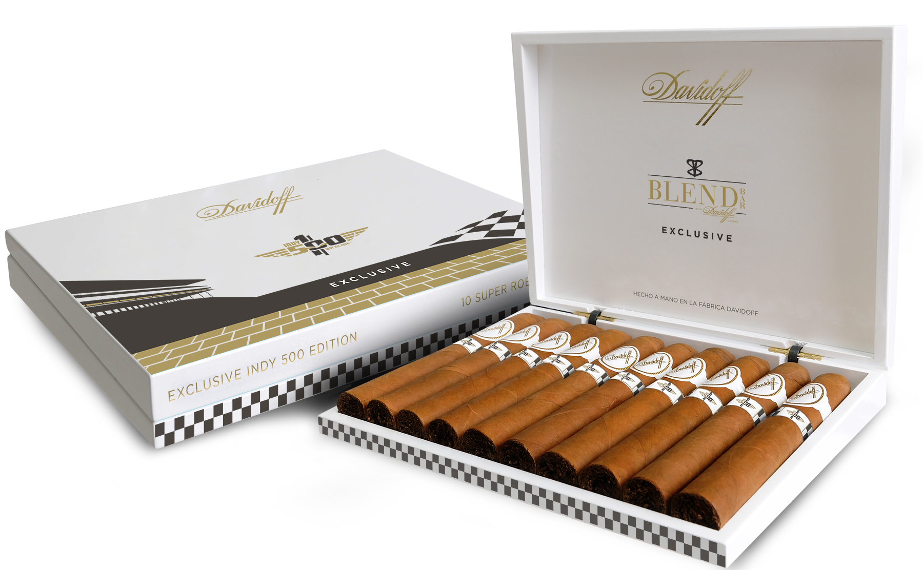 Cigar News: Davidoff Exclusive Indy 500 Edition Heading to