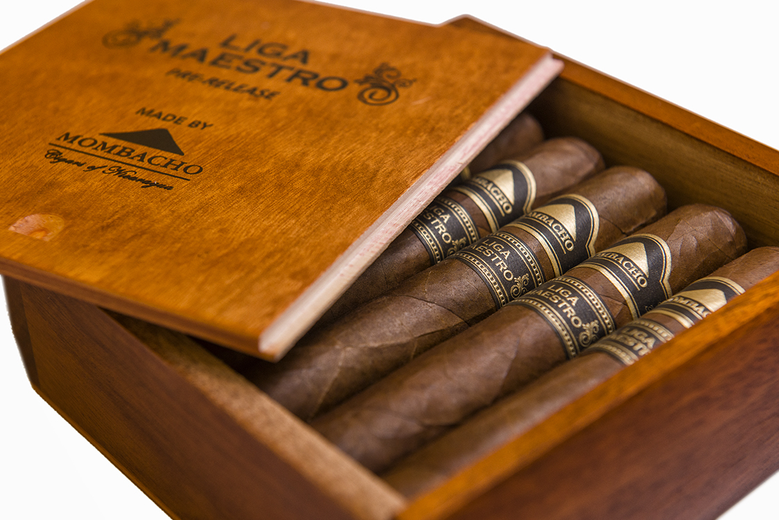 Cigar News:  Liga Maestro Now Available