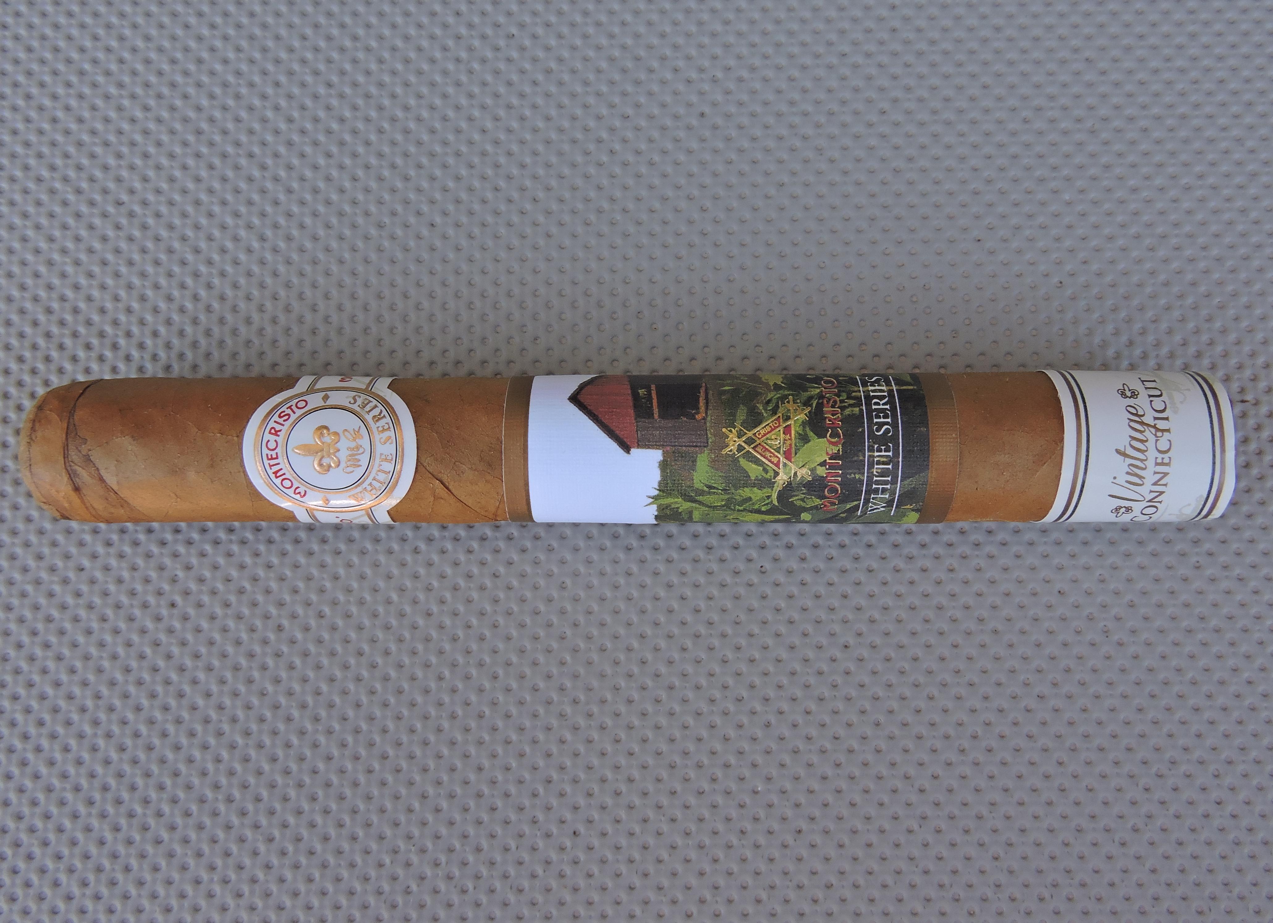 Agile Cigar Review: Montecristo White Vintage Connecticut No. 3
