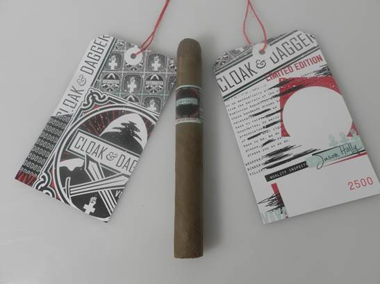 Cigar News: Viva Republica Cloak & Dagger Series Kicks off with Candela Release of Ojos Verdes