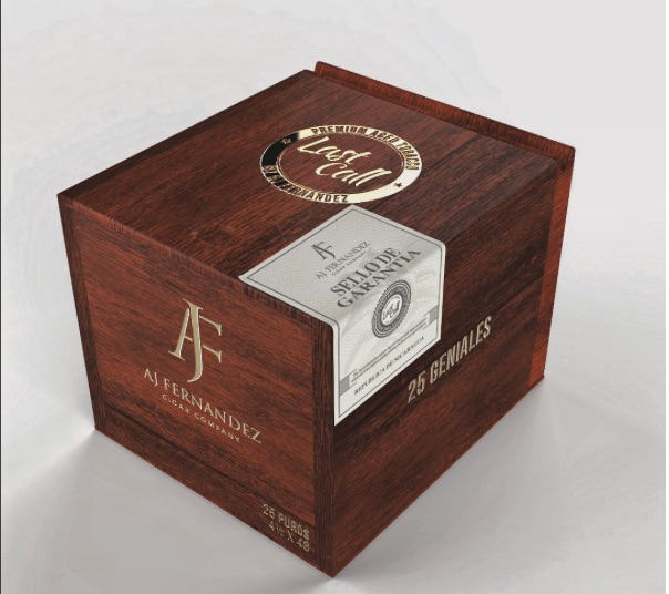 Cigar News: AJ Fernandez Cigars Portfolio Series Last Call Coming Later This Month