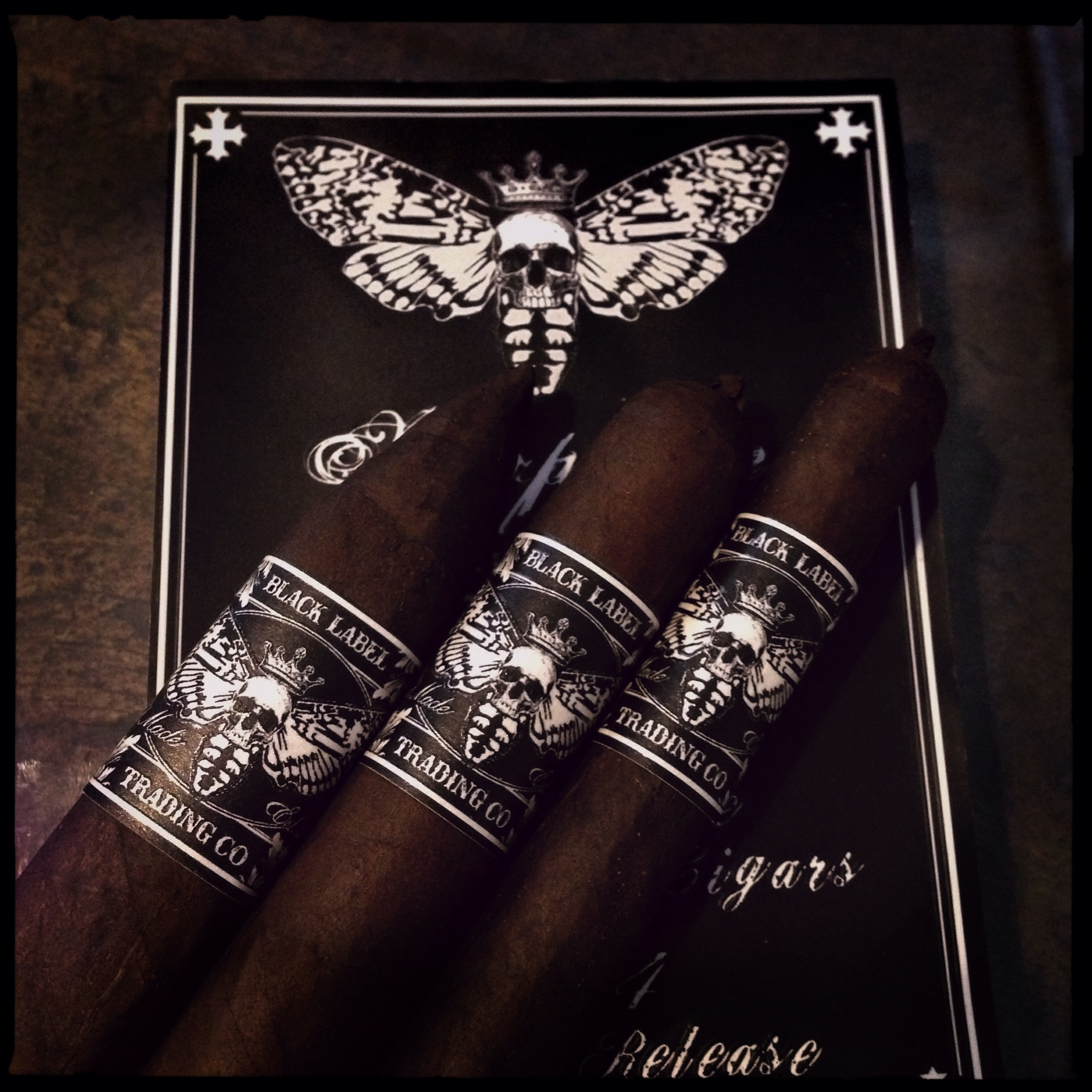 Cigar News: Black Label Trading Company Morphine 2016 Now Available
