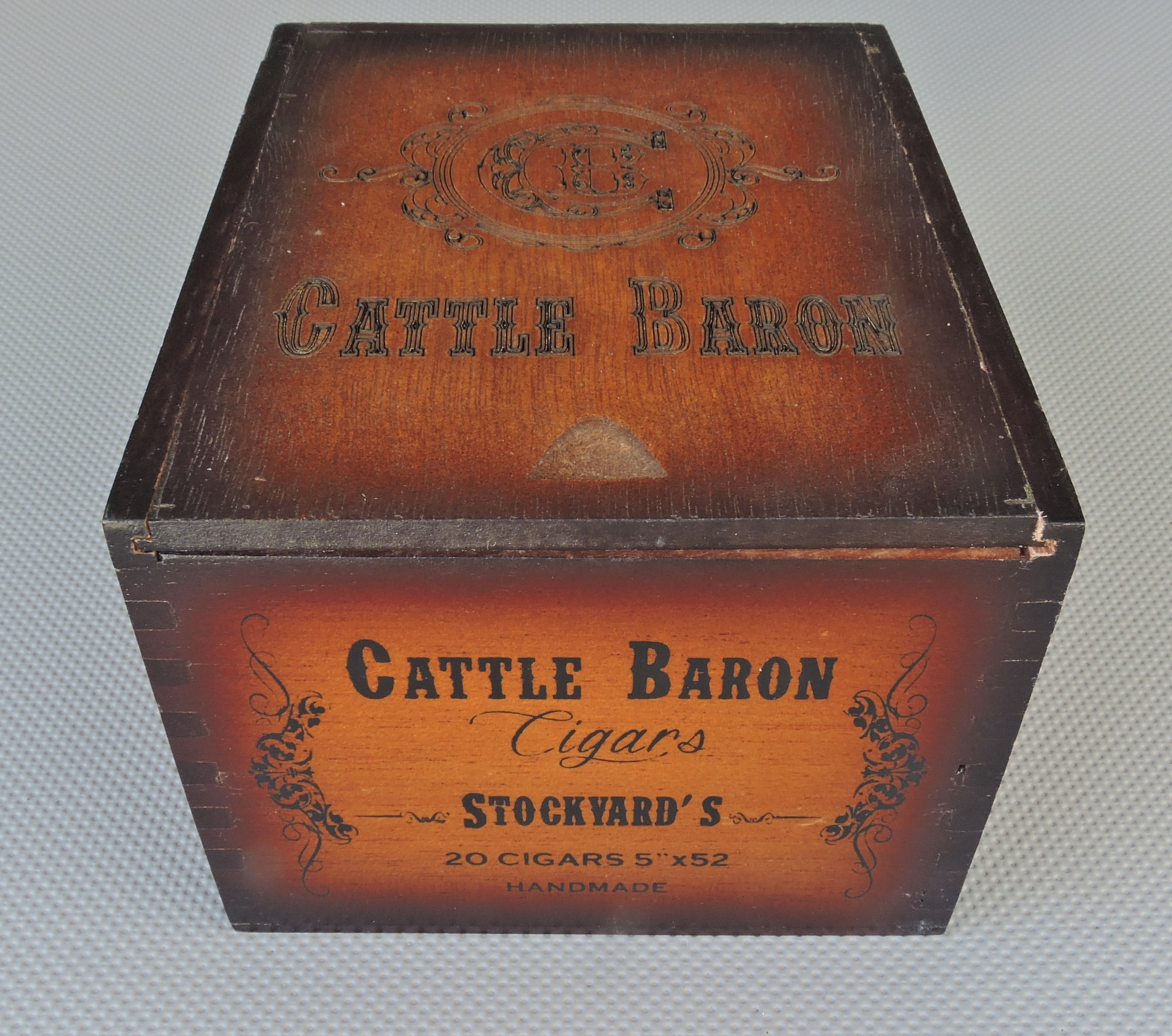 Cigar News: Cattle Baron Cigars Now Available