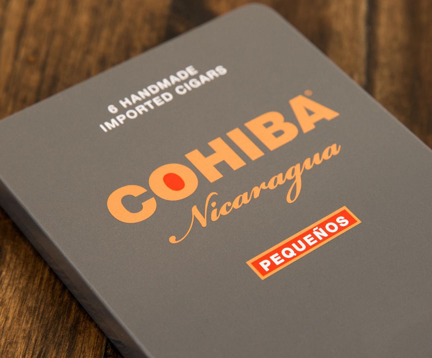 Cohiba_Nicaragua_Pequenos