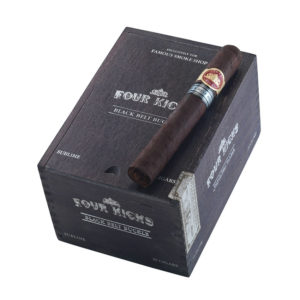 Cigar News: Crowned Heads Four Kicks Black Buckle Adds Two New Sizes to Famous Smoke Shop Exclusive Line