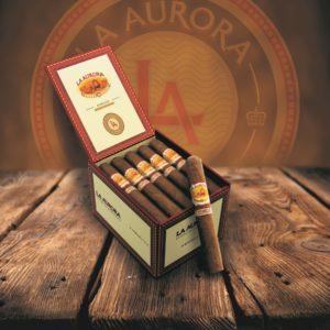 Cigar News: La Aurora 1962 Corojo and 1987 Connecticut Released