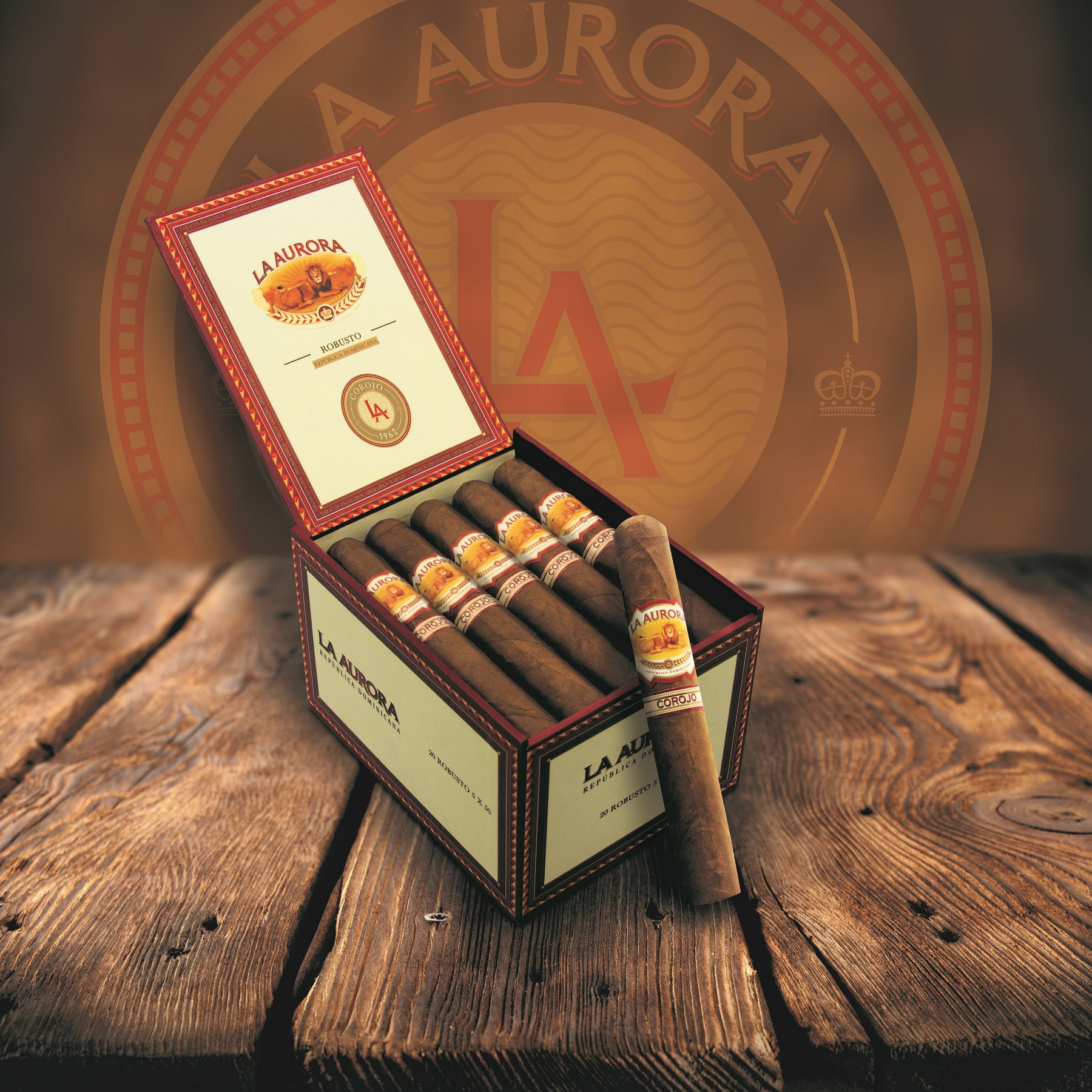 Cigar News: La Aurora 1962 Corojo and 1987 Connecticut Released