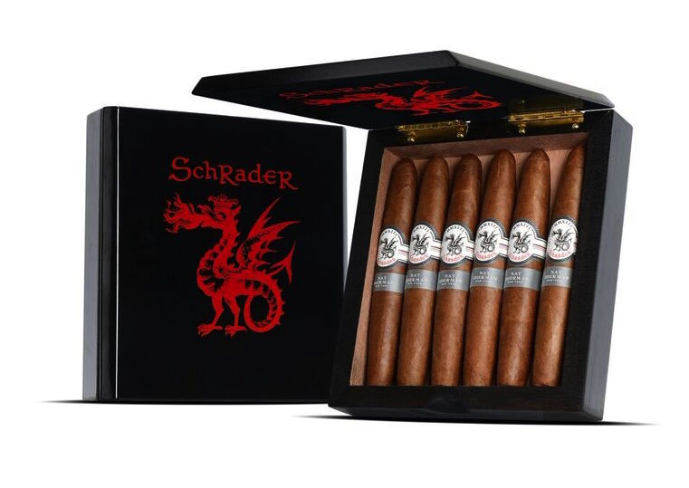 Cigar News: Schrader Cellars Announces Limited Edition Schrader MMXIII in Conjunction with Nat Sherman