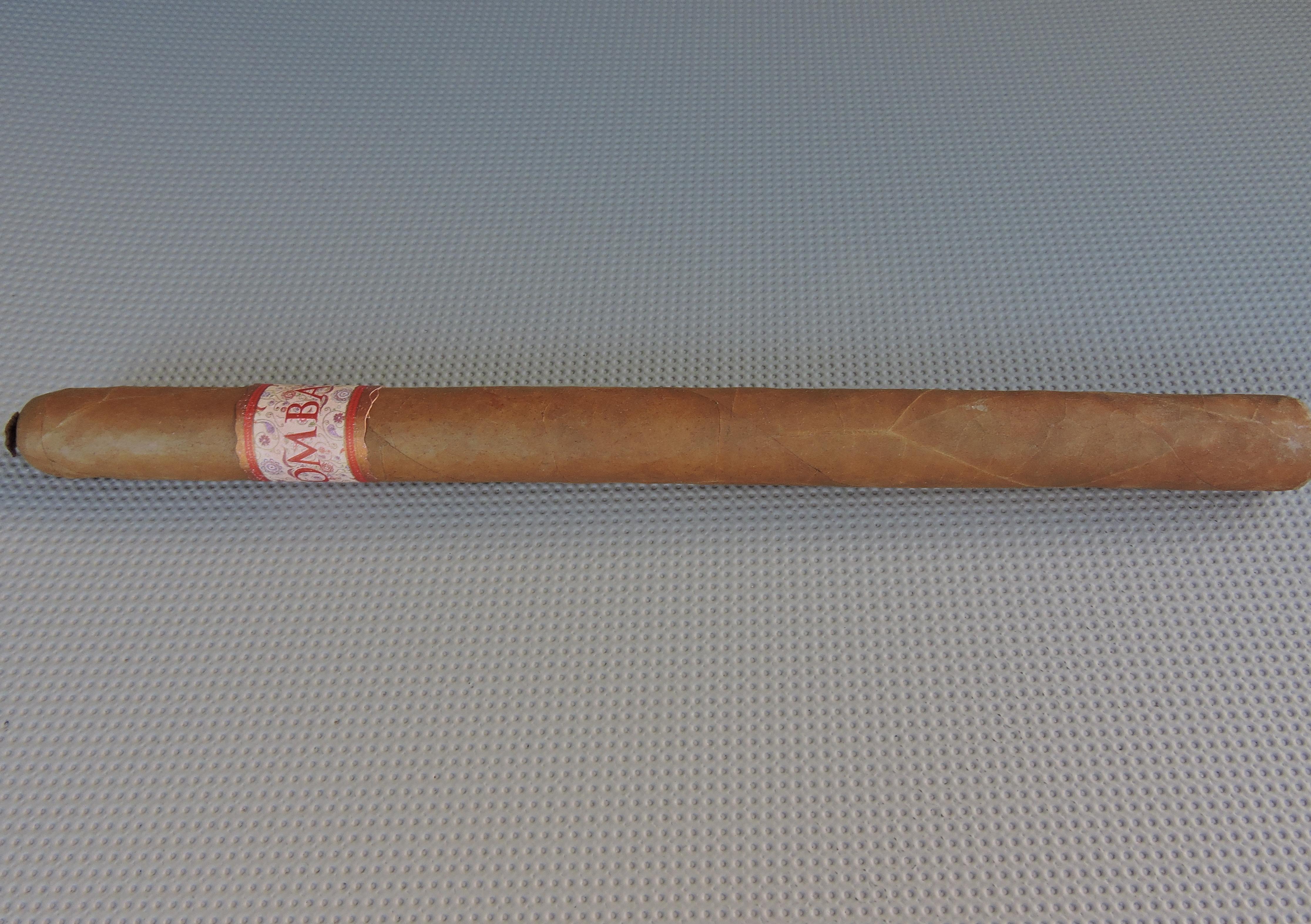 Cigar Review: MBombay KeSara A