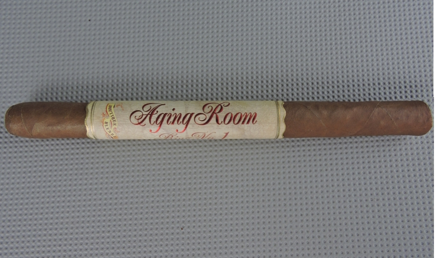 Agile Cigar Review: Aging Room Bin No. 1 D Minor by Boutique Blends Cigars