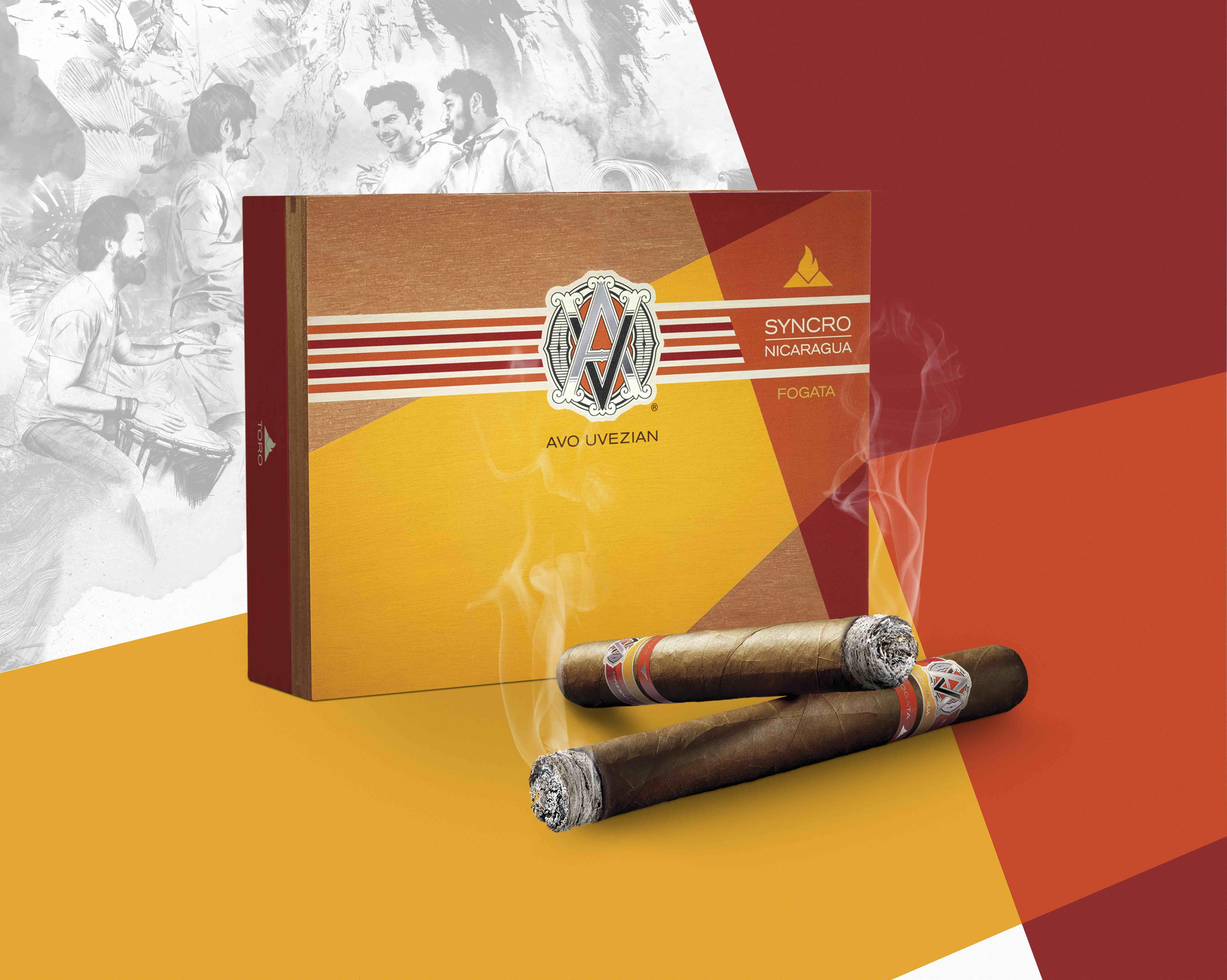 Cigar News: Avo Syncro Nicaragua Fogata Announced