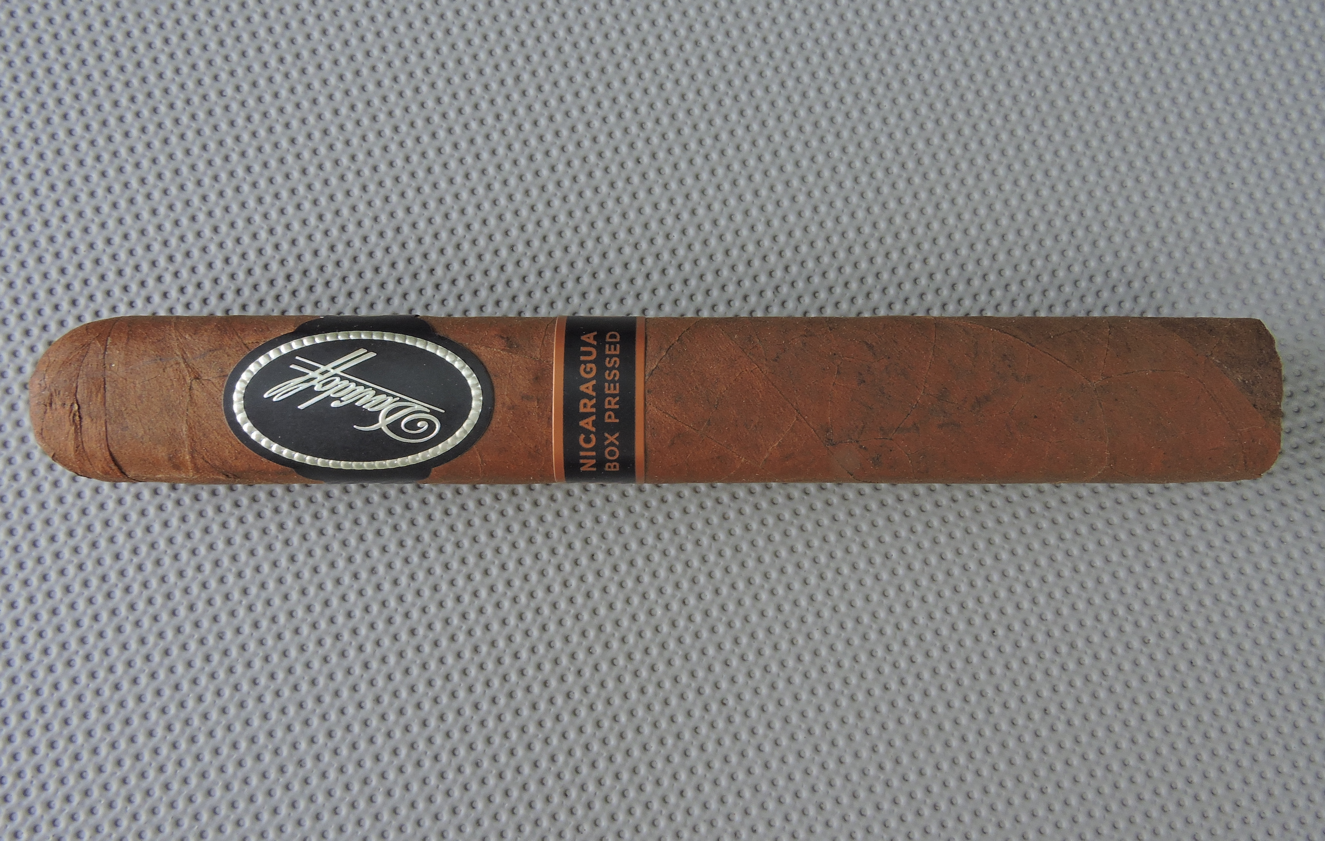 2016 Cigar of the Year Countdown: #8: Davidoff Nicaragua Box Pressed Toro