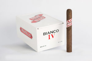 Cigar News: Fratello Bianco IV to Launch This Summer
