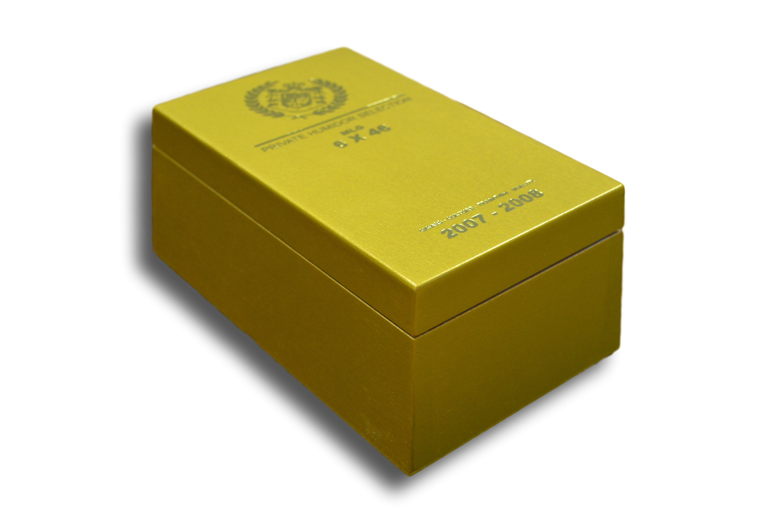 Cigar News: Gran Habano Private Humidor Selection 2007-2008 MLG Corona Gorda Announced