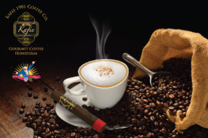 Cigar News: Kafie 1901 Trading Company Launches Coffee Line in Support of CRA